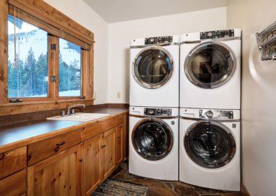 Hackamore 6 laundry